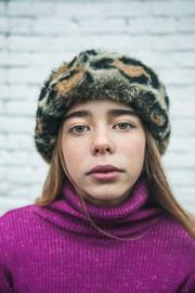 MODEL: MARIE MUA: CHARLOTTE BLOMMAERT CONCEPT&PHOTO: MAYLI STERKENDRIES