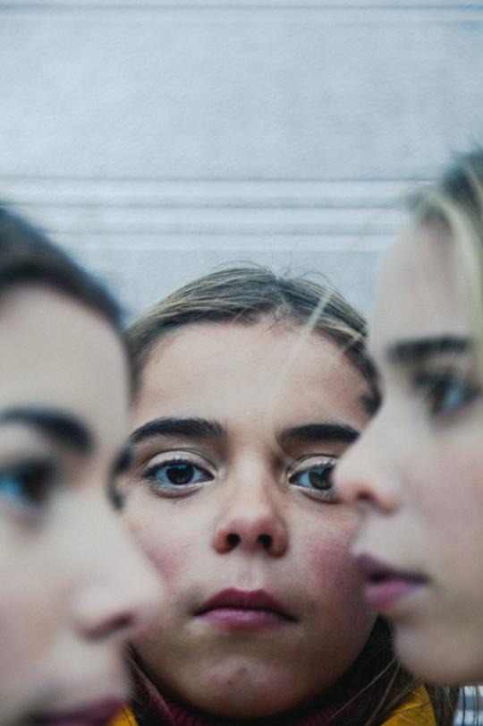 MODEL: MARIE, ROSA, ANNA MUA: CHARLOTTE BLOMMAERT CONCEPT&PHOTO: MAYLI STERKENDRIES