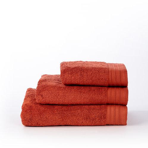 מגבת פיור -  Orange Rust