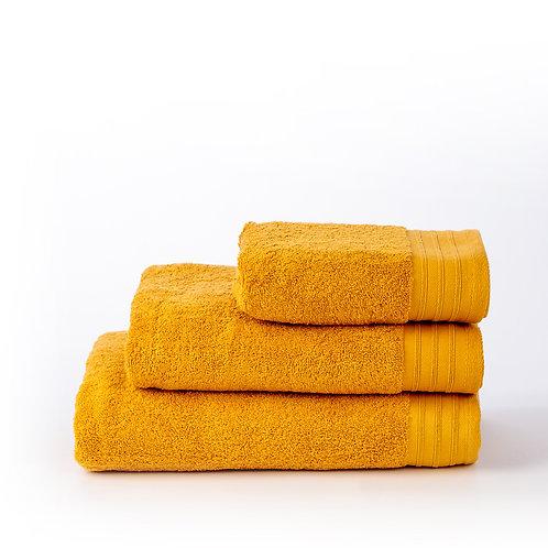 מגבת פיור - Mineral Yellow