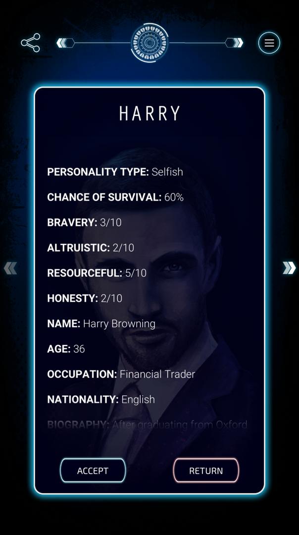 Persona Biography