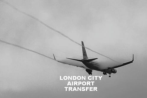 AEROPORTO CITY PARA CENTRAL LONDRES