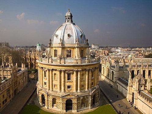 CITY TOUR   OXFORD