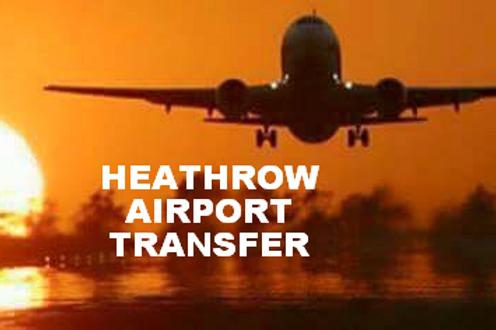 AEROPORTO HEATHROW PARA CENTRAL LONDRES