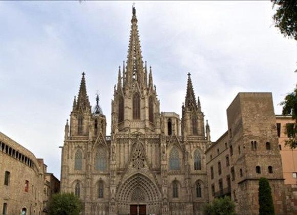 PASSEIO CITY TOUR EM BARCELONA - ESPANHA