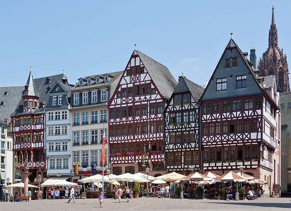 FRANKFURT CITY TOUR TOUR - GERMANY