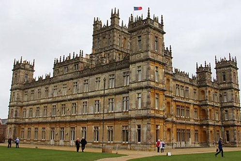 PASSEIO DOWNTON ABBEY - SERIADO