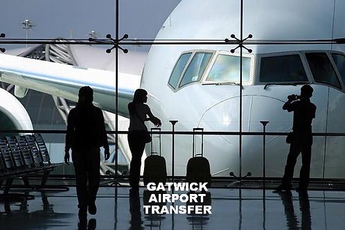 AEROPORTO GATWICK PARA CENTRAL LONDRES
