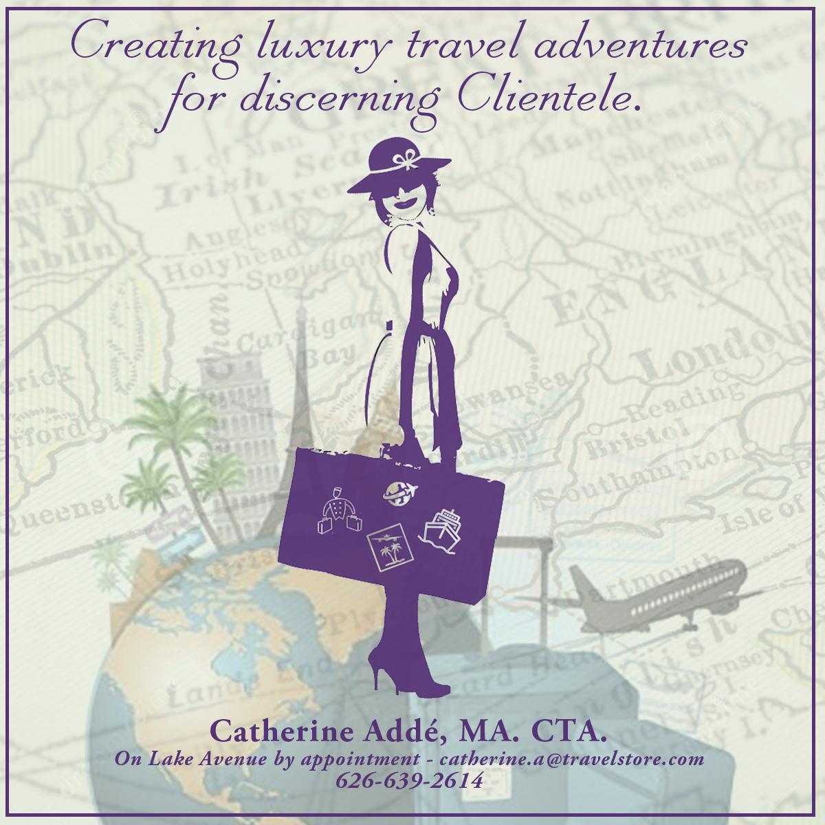 Catherine Addé Travel Store