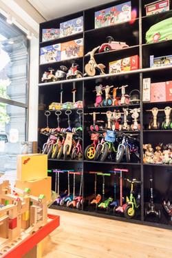 étagères Oliwood Toys