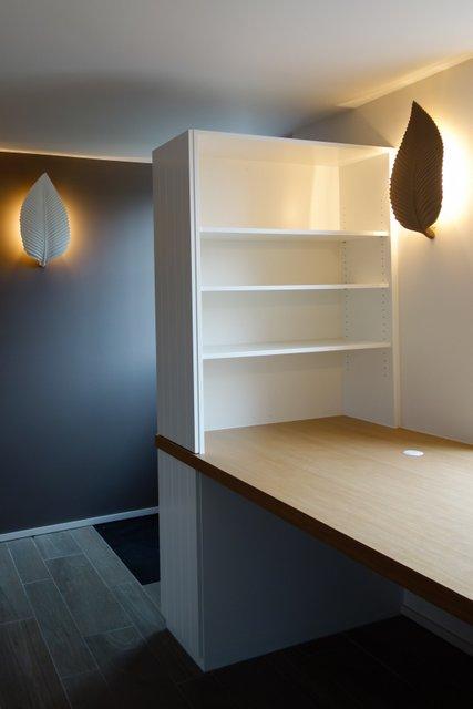 Réalisation d'un meuble bureau
