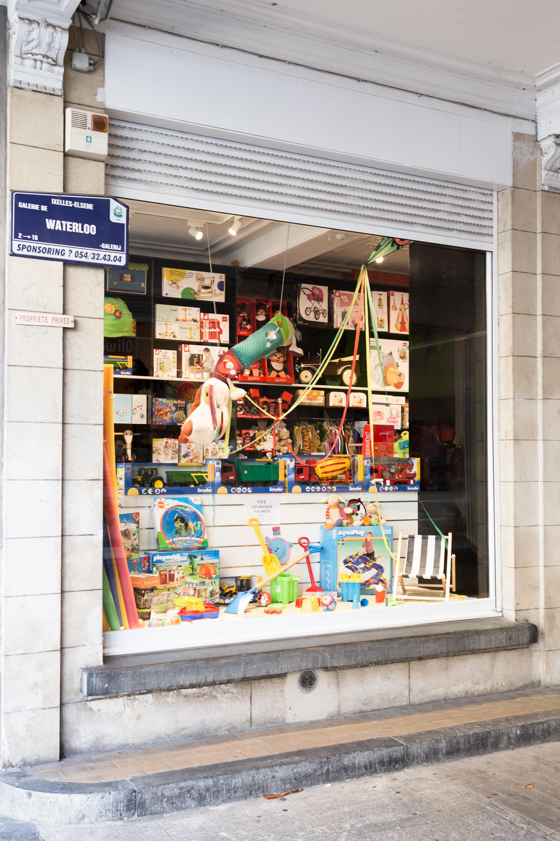 vitrine Oliwood Toys