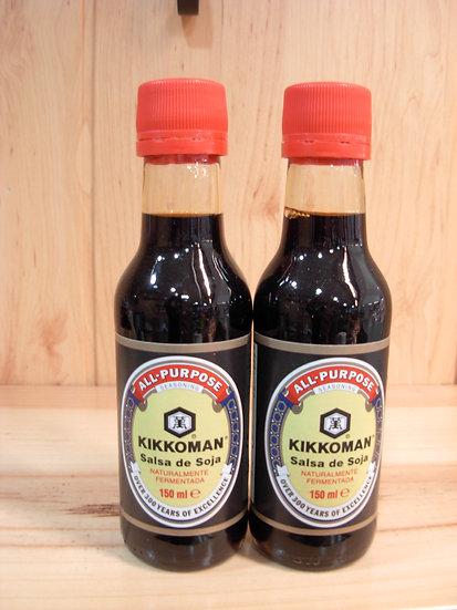 Salsa de Soja Kikkoman 150ml