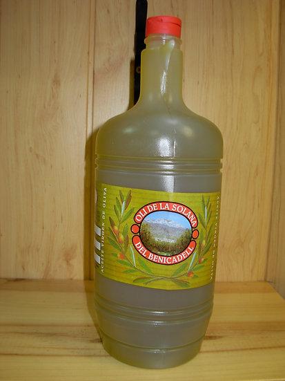 Aceite de oliva La Solana del Benicadell 2l