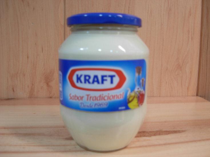 Mayonesa Kraft tradicional 450ml
