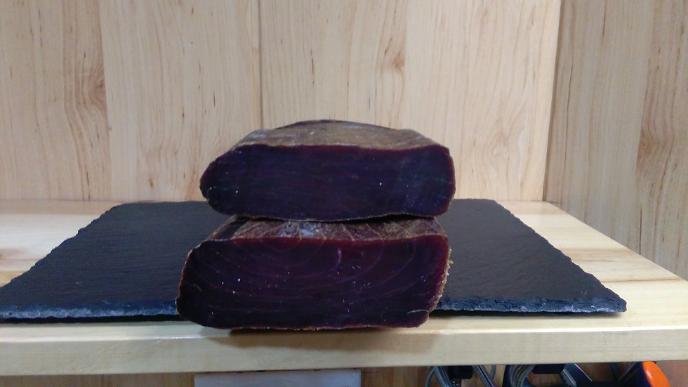 Mojama de atún rojo Temporada