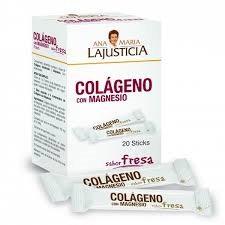 Colageno sticks fresa
