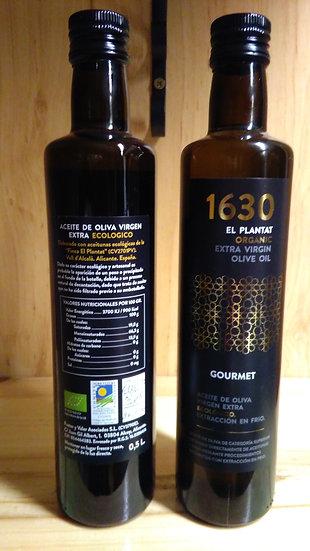 Aceite de oliva virgen ecologico 500ml