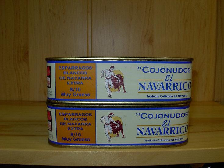 Espárragos gruesos El Navarrico 8-10
