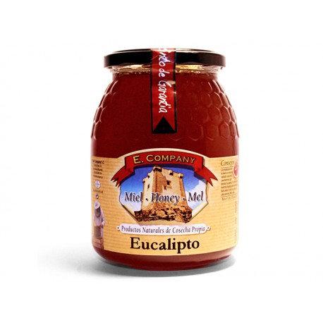 Miel Eucalipto 1kg