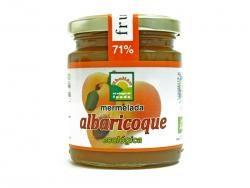 Mermelada Albaricoque sirope agave