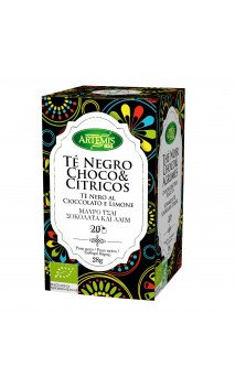 Te Negro Choco Citricos