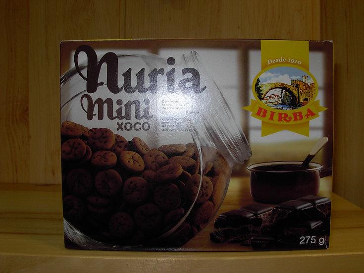 Nuria mini choco Birba 275gr