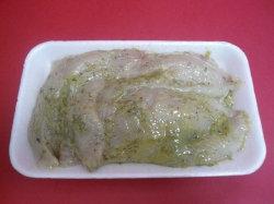 Pechugas de pollo con tomillo y romero