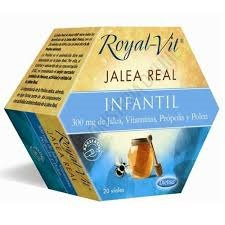 Royal Vit Infantil