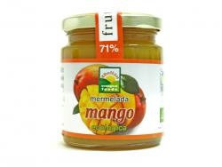 Mermelada Mango sirope agave