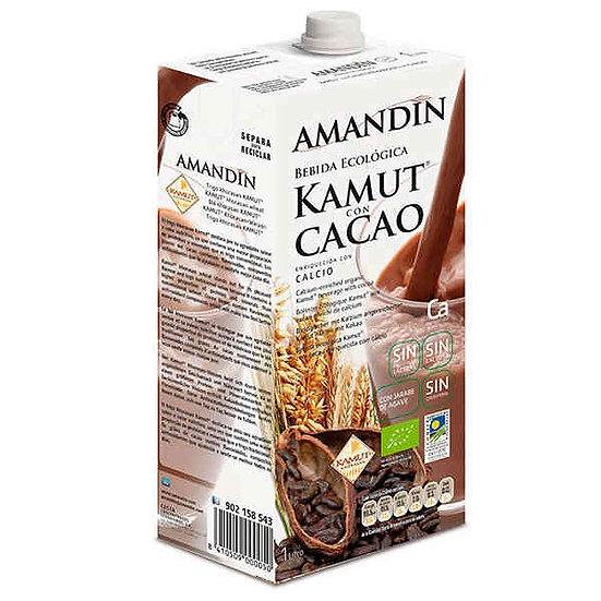 Bebida kamut cacao 1L