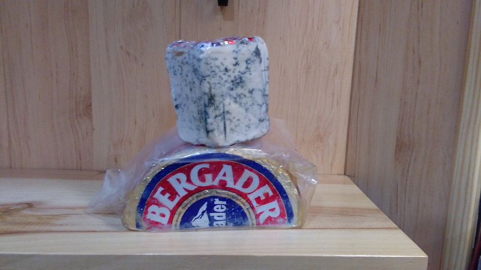 Bergader azul