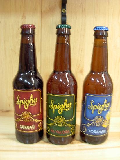 Cerveza Artesana Spigha 33cl