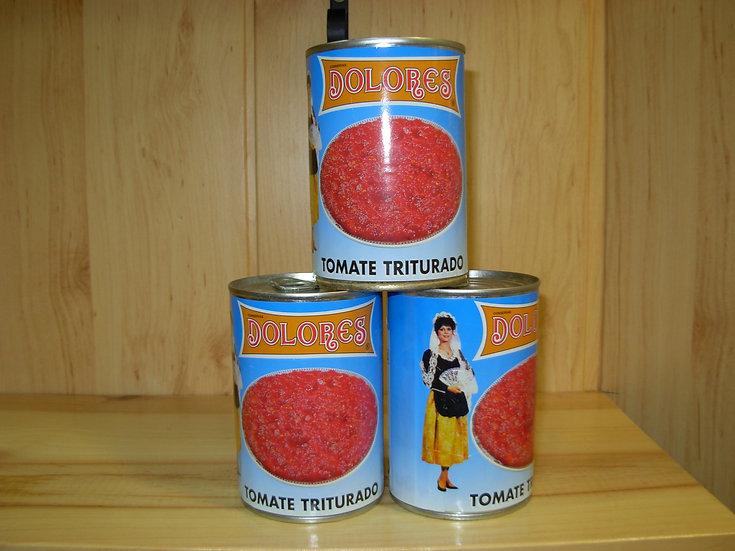 Tomate natrual triturado 425gr