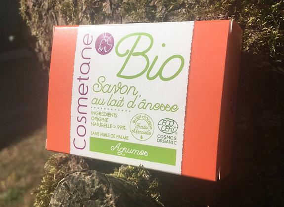 Savon certifié Bio - Agrumes
