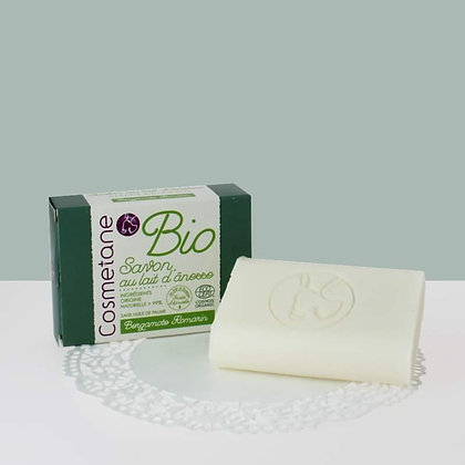 Savon certifié BIO - Romarin / Bergamote