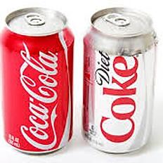 Coca-Cola/ Diet Coke