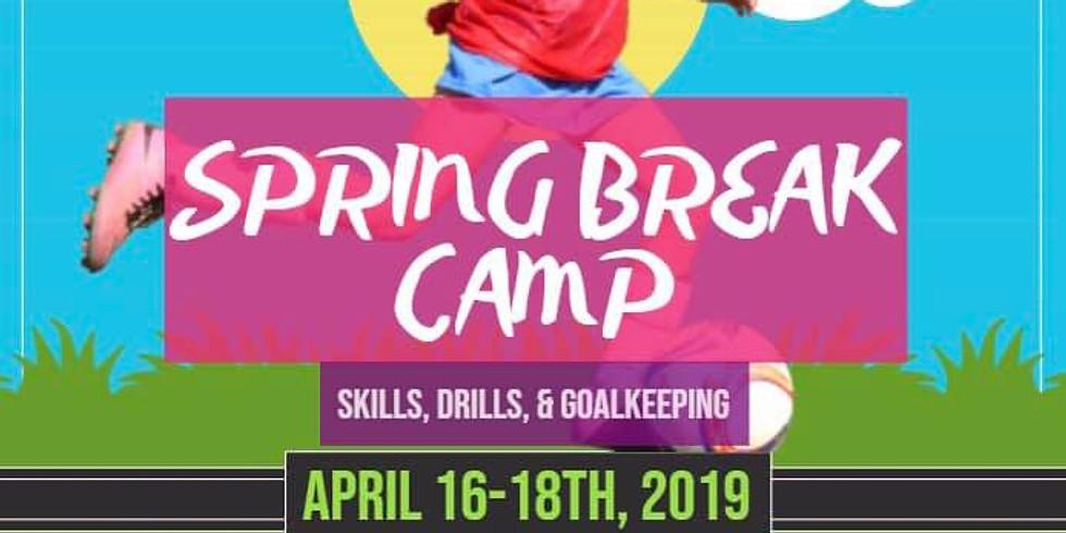 HPA Spring Soccer Camp