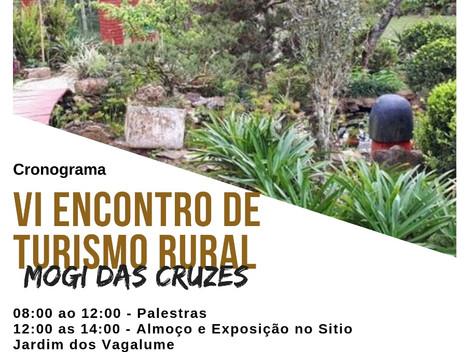 VI Encontro de Turismo Rural em Mogi das Cruzes - Cocuera,  3 de outubro 2018