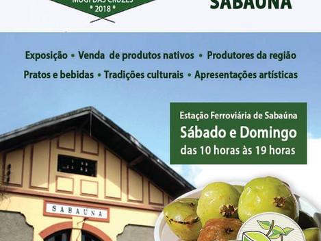 Esta chegando o Festival do Cambuci em Sabaúna... visitem, pois além de diversos produtos da fruta C