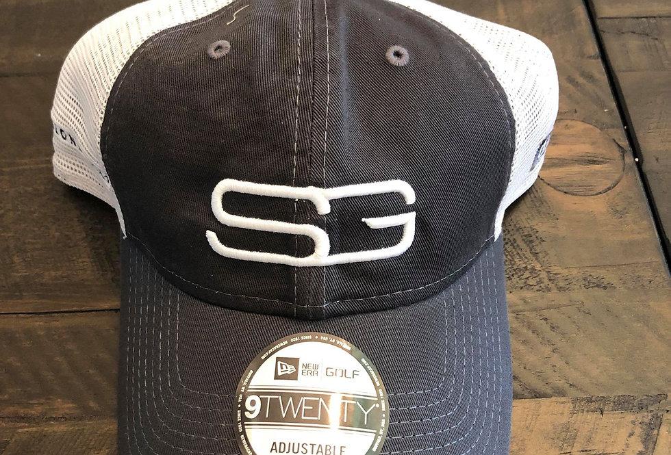 Spallone Golf Trucker Hat (Adjustable)