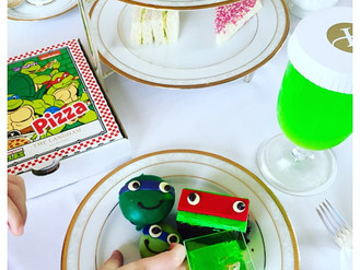 Turtle treats & delicious sweets at The Langham Melbourne