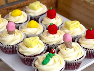 Bella Sweets Vanilla Cupcake Recipe