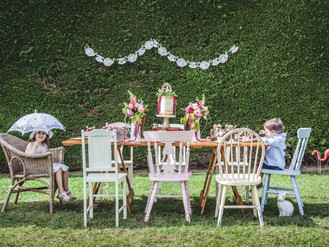 Mad Hatter's Tea Party at Coombe Yarra Valley