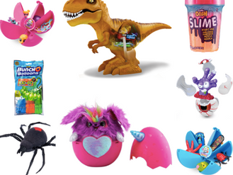 Christmas Toy Giveaway with ZURU Toys!