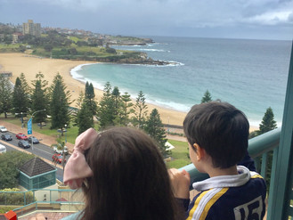 Sydney Family Fun (Part 1) - Crowne Plaza Coogee Beach Hotel