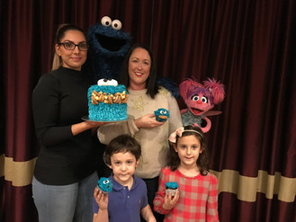 5 Minutes with Cookie Monster & Abby Cadabby