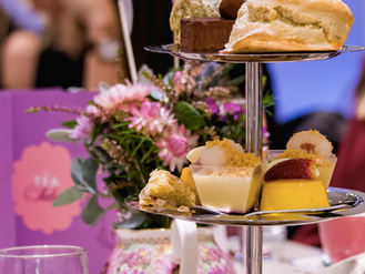 A beautiful Bebe Shower at The Tea Salon Melbourne