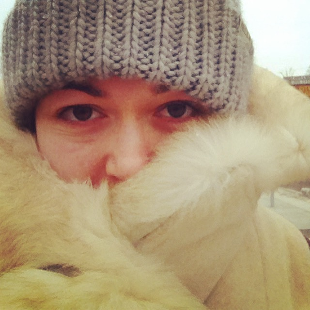 me + the fox