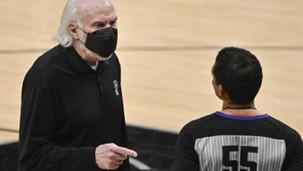 Gregg Popovich fustige la fin du port du masque obligatoire au Texas